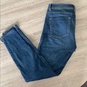 Zara Denim Skinny Jeans